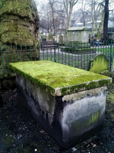 Pearce family vault, Bunhill Fields